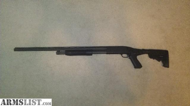 armslist for sale mossberg tactical shotgun
