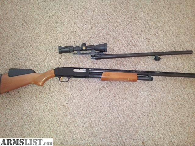 ARMSLIST - For Sale/Trade: Mossberg 535 12 ga. 24 inch ...