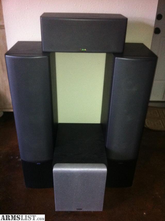 infinity surround speakers. infinity beta 40 3-way tower speakers (2) each has 2-5.25\ surround