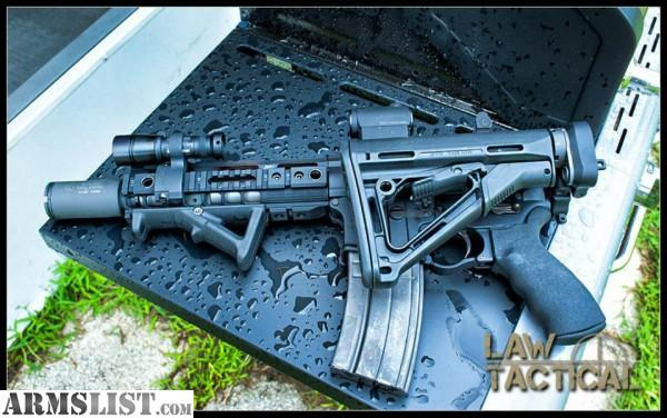 Armslist For Sale Law Tactical Ar15 Ar10 Folding Stock