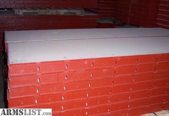 Armslist for sale steel ply concrete forms basement for Basement forms