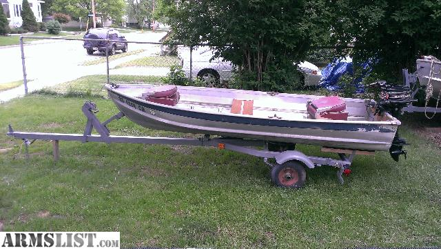 Armslist for sale trade 12ft fishing boat w mercury 4 hp for 12 foot fishing boat
