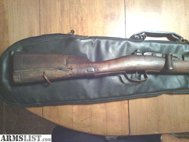 ARMSLIST - For Sale: Fusil Gras MLE 1874 M-80