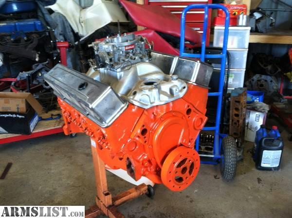 armslist for sale trade 1967 chevy 327 engine w. Black Bedroom Furniture Sets. Home Design Ideas