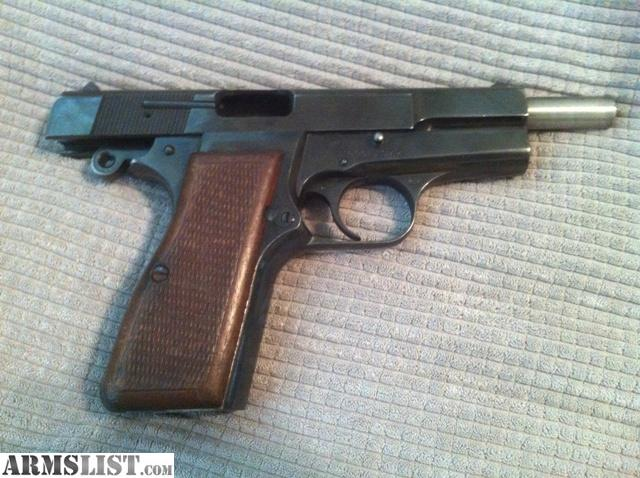 Browning High Power Serial Number Date Codes. - Handguns ...