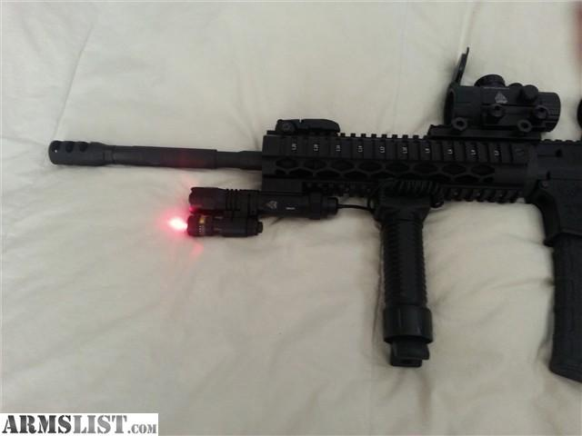 Armslist For Sale Custom Colt Le6920 Ar 15 M4 Top Of