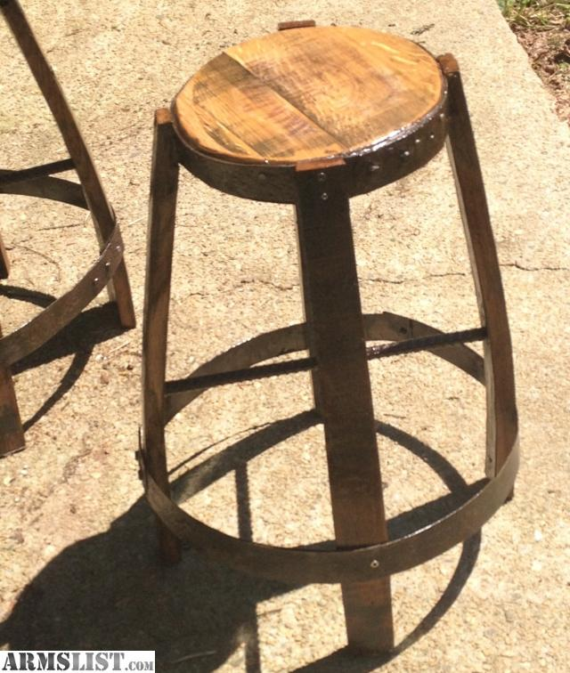 Barrel Table And Chairs For Sale: For Sale: Whiskey Barrel Furniture