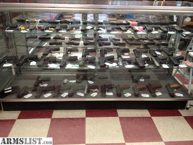 Armslist for sale guns guns and more guns for Jewelry pawn shops birmingham al