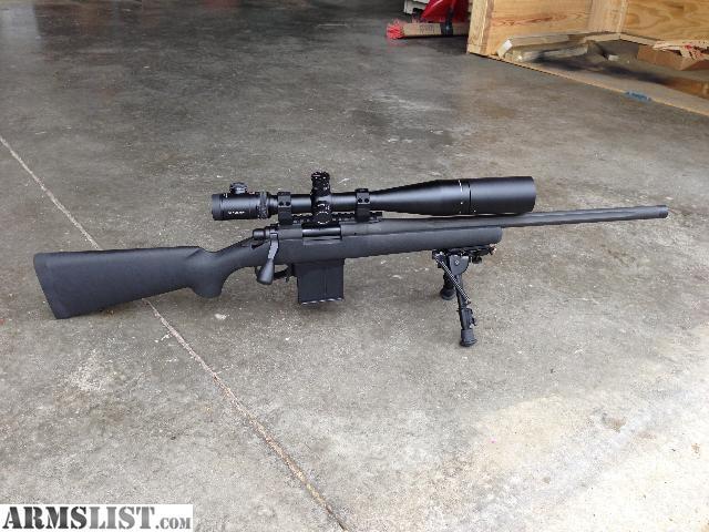 ARMSLIST - For Sale: Remington 700 Police LTR .308