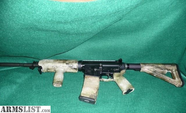 Armslist For Sale Bushmaster Ar15 Xm15 E2s Orc Magpul Moe Special Edition High Desert Magpul