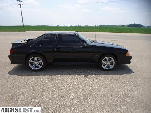armslist for sale 1990 ford mustang gt. Black Bedroom Furniture Sets. Home Design Ideas