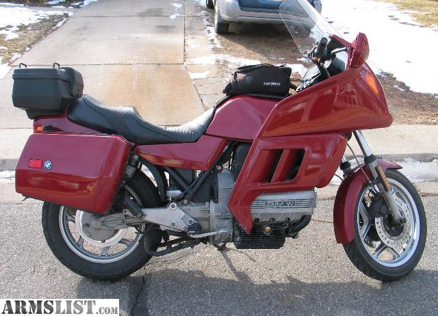armslist for sale trade bmw k100 rt touring bike. Black Bedroom Furniture Sets. Home Design Ideas