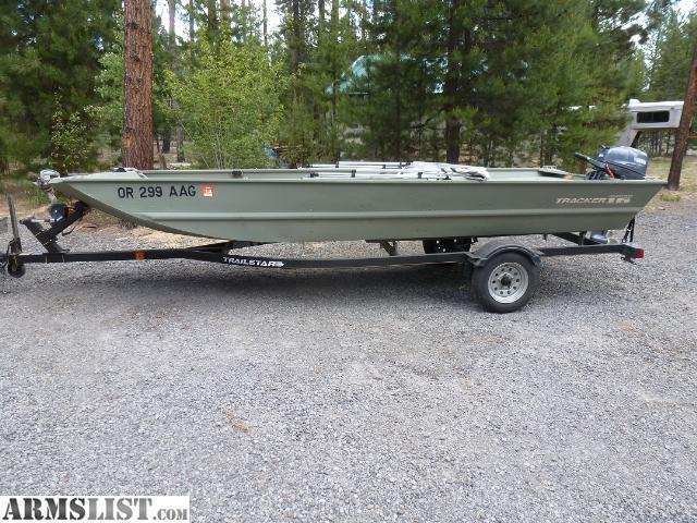 Armslist for sale 2002 16ft tracker boat motor trailer for Trolling motor for 18 foot boat