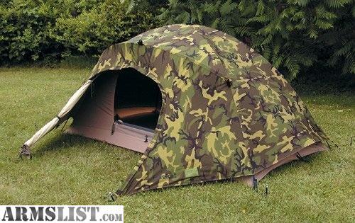Armslist For Sale Trade 2 Usmc Marine Combat Tent