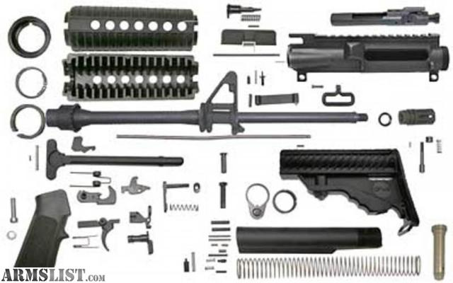Armslist For Saletrade Dpms Complete Ar15 Rifle Kit Complete