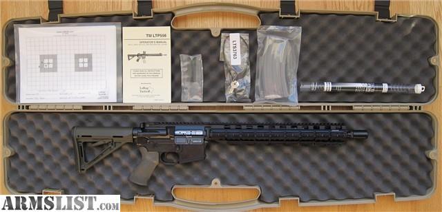 en-->LaRue Tactical PredatAR Series Lightweight OBR 5.56