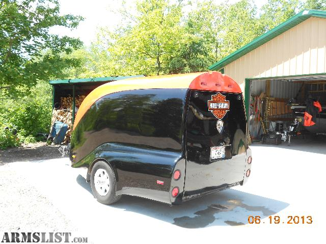 Armslist for sale enclosed motorcycle trailer for Motor trailers for sale