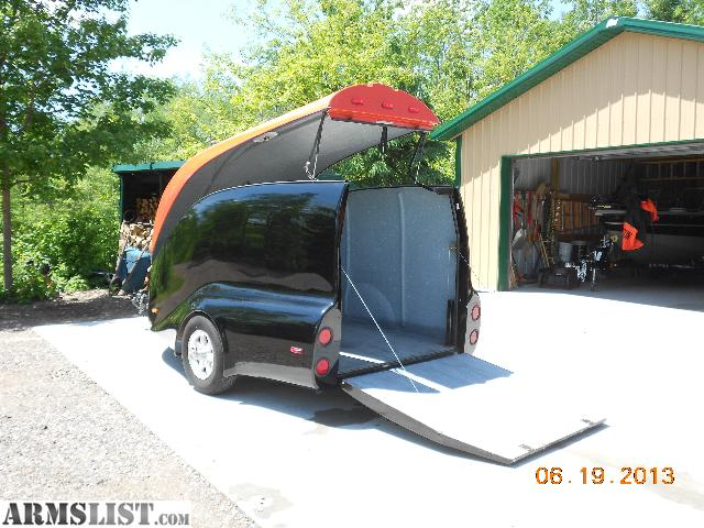 Armslist For Sale Enclosed Motorcycle Trailer