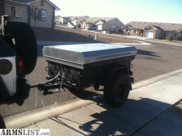 armslist for sale trade 1955 m416 off road trailer. Black Bedroom Furniture Sets. Home Design Ideas