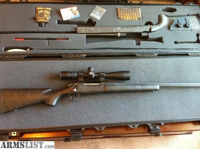 Remington 700 Sendero 7mm – HD Wallpapers