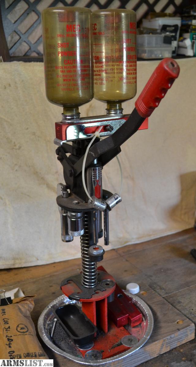 Armslist For Sale 410 Gauge Mec 600 Jr Reloading Press