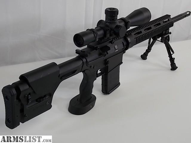 ARMSLIST - For Sale: Remington Defense XM110 SASS 308 7.62 ...