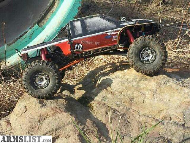 For Sale: 2 Rc Trucks