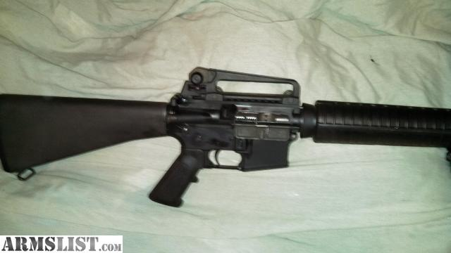 For Sale: Bushmaster AR 15 223/5.56 NATO