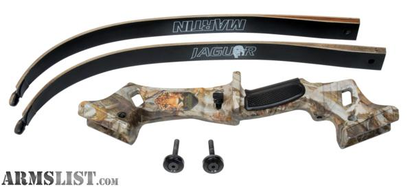 armslist for sale martin jaguar takedown recurve bow kit 45 lbs right hand. Cars Review. Best American Auto & Cars Review