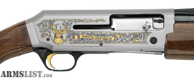 ARMSLIST - For Sale: Commemorative Rifle The Whitetail ...