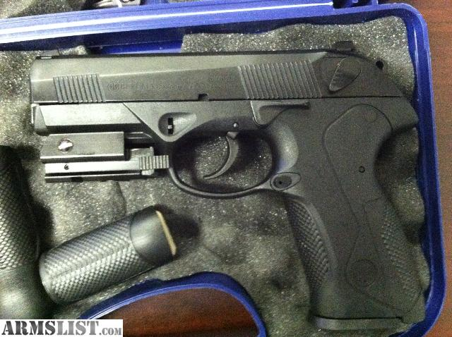 ARMSLIST - For Sale: Beretta PX4 Storm Full Size 1 Month Old