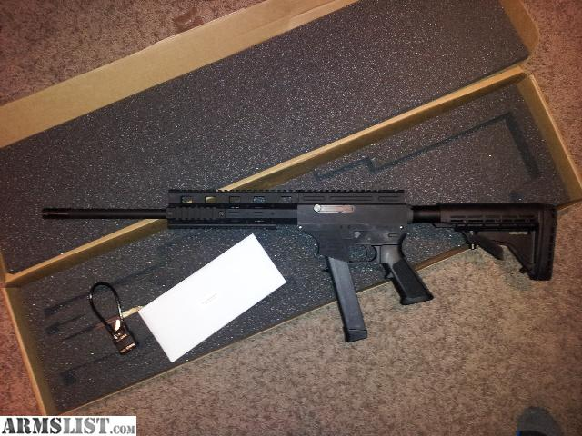 ARMSLIST - For Sale: Thureon Defense 9mm Glock Carbine GA   contact