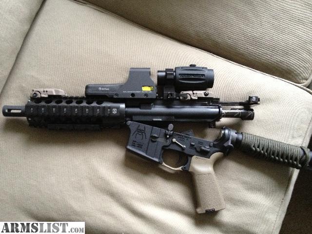 Armslist For Sale New Ar15 Pistol 7 5 Quot Barrel