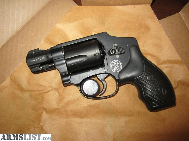 ARMSLIST - For Sale: Smith and Wesson S&W M&P 340 357mag J Frame ...