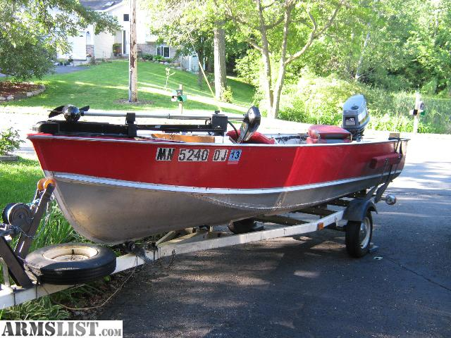 Armslist for sale trade 16 39 lund 40 hp yamaha ready to for 40 hp yamaha for sale