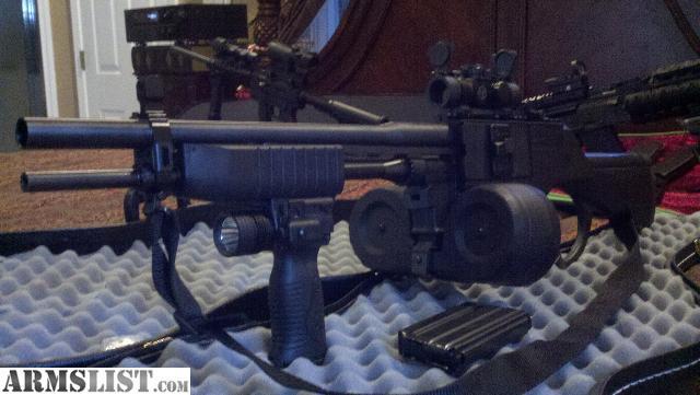 ARMSLIST - For Sale: Crossfire MK1 Shotgun/rifle combo