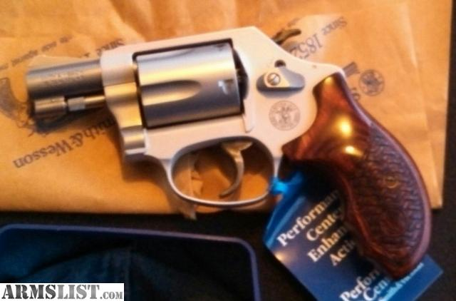 ARMSLIST - For Sale: smith and wesson 637 performance ...