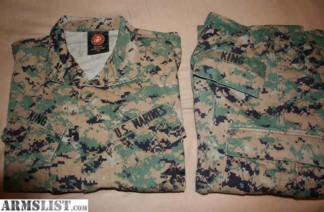 UNSC Marine Corps Battle Dress Uniform | Halo Alpha ...