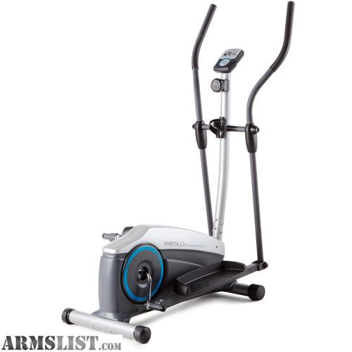 Elliptical Bike Sale: For Sale: GOLDS GYM BICYCLE AND WESLO