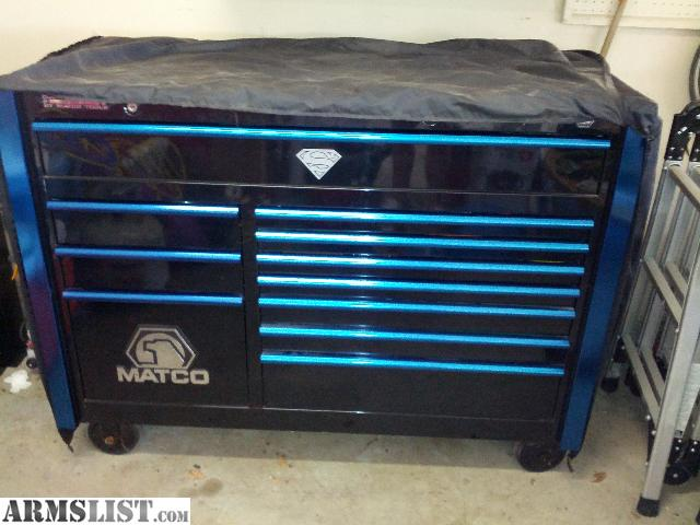 ARMSLIST - For Sale/Trade: Matco tool box WTT