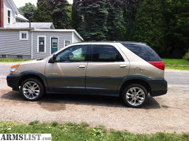 armslist for sale trade 2002 buick rendezvous 2002. Cars Review. Best American Auto & Cars Review
