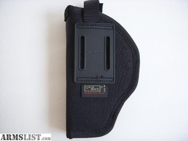ARMSLIST - For Sale: Uncle Mike's Sidekick size 15 holster
