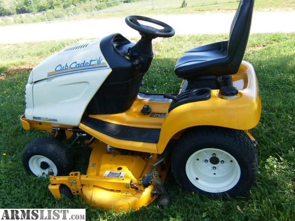 Armslist For Sale Cub Cadet 3000 Series Garden Tractor