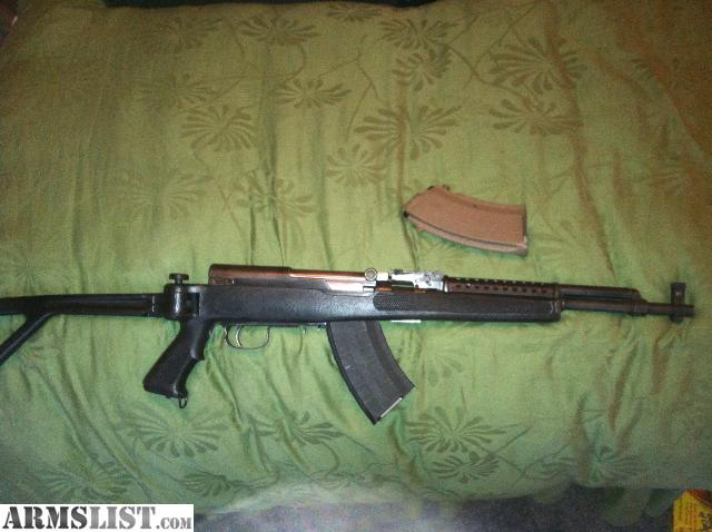 Armslist for sale trade sks