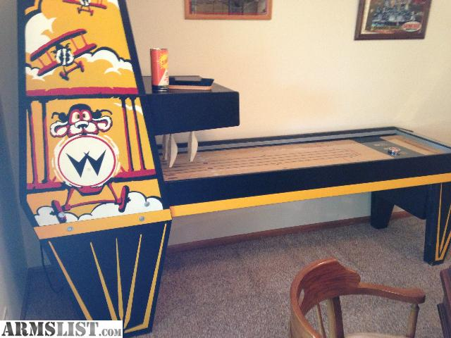 arcade bowling machine for sale
