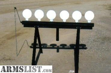 Interested in all target systems for handguns. Also possible clay or impact target stands....thanks . & ARMSLIST - For Sale/Trade: Wanted..steel plate target unit or clay ...