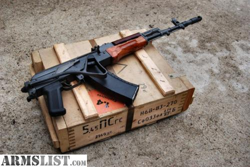 Meet the New Kalashnikov AK12