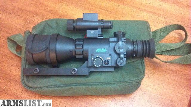 Atn 390 night vision scope