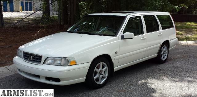 ARMSLIST - For Sale: 1999 Volvo V70 GLT Turbo Wagon