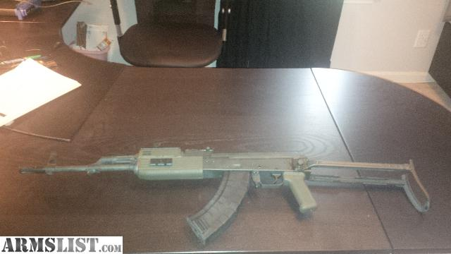 Armslist For Sale Underfolder Ak 47